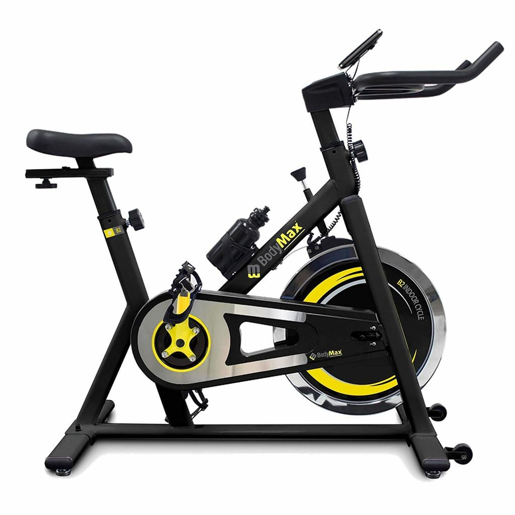 Robust Steady Excercise Bike By Bodymax