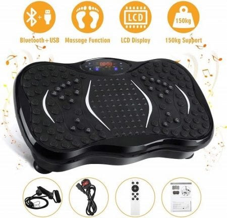 Unisex Vibration Trainer For Weight Loss By AGM