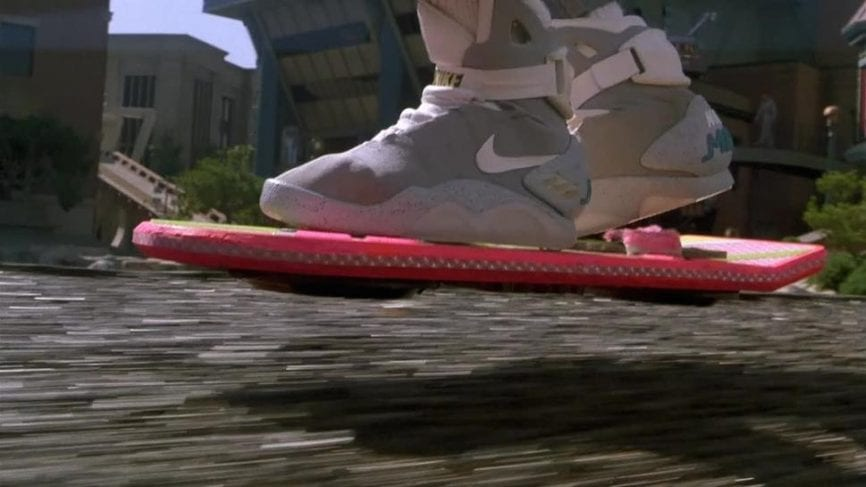 How to Make a Magnetic Hoverboard?
