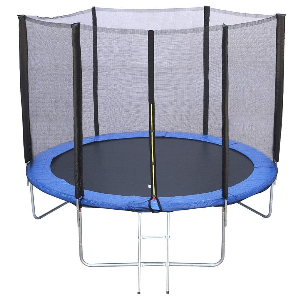 Complete Trampoline Set By Bodyrip