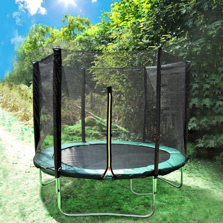 Garden Trampoline Complete Set By Green Bay