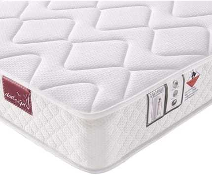 Breathable 3-D Fabric Orthopaedic Mattress By DOSLEEPS