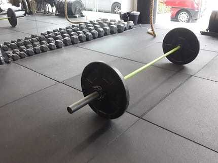 The Best Recycled Rubber Gym Flooring By FLATLINE