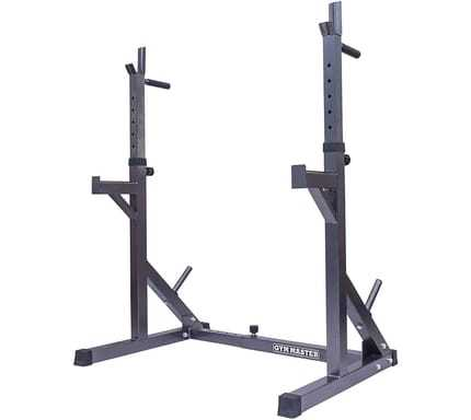The Best Heavy-Duty Squat Stand For The Home Gym By Gym Master