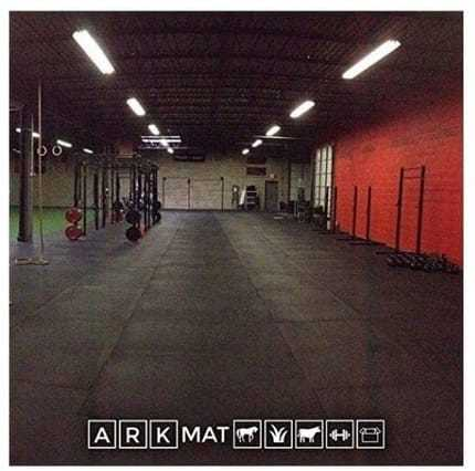 The Heavy Duty Gym Mat By ARKMat