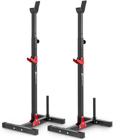 The Top Squat Stand For The Smaller Gym By Hop-Sport