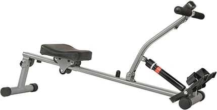 Adjustable Resistance Rowing Machine By Sunny Health & Fitness
