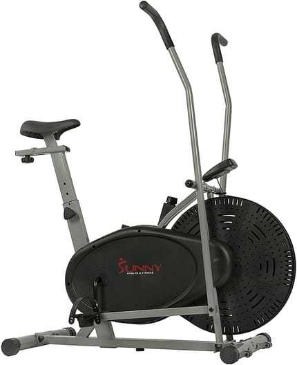 The Top Assault Bike With Magnetic Resistance By Sunny Health & Fitness